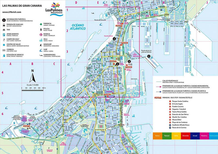 Mapas para Ayuntamientos y Oficinas de turismo