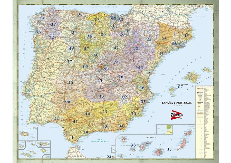 Mapas para empresas de transporte