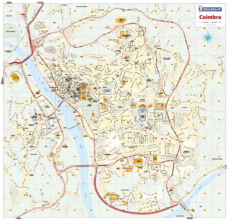mapas vectoriales de ciudades