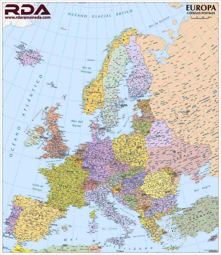 Mapas para promoción de empresas